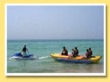 Banana Boat Rides Pictures