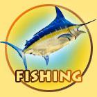 Charter Fishing Trips Logo