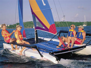 Family Sailboat Rentals
