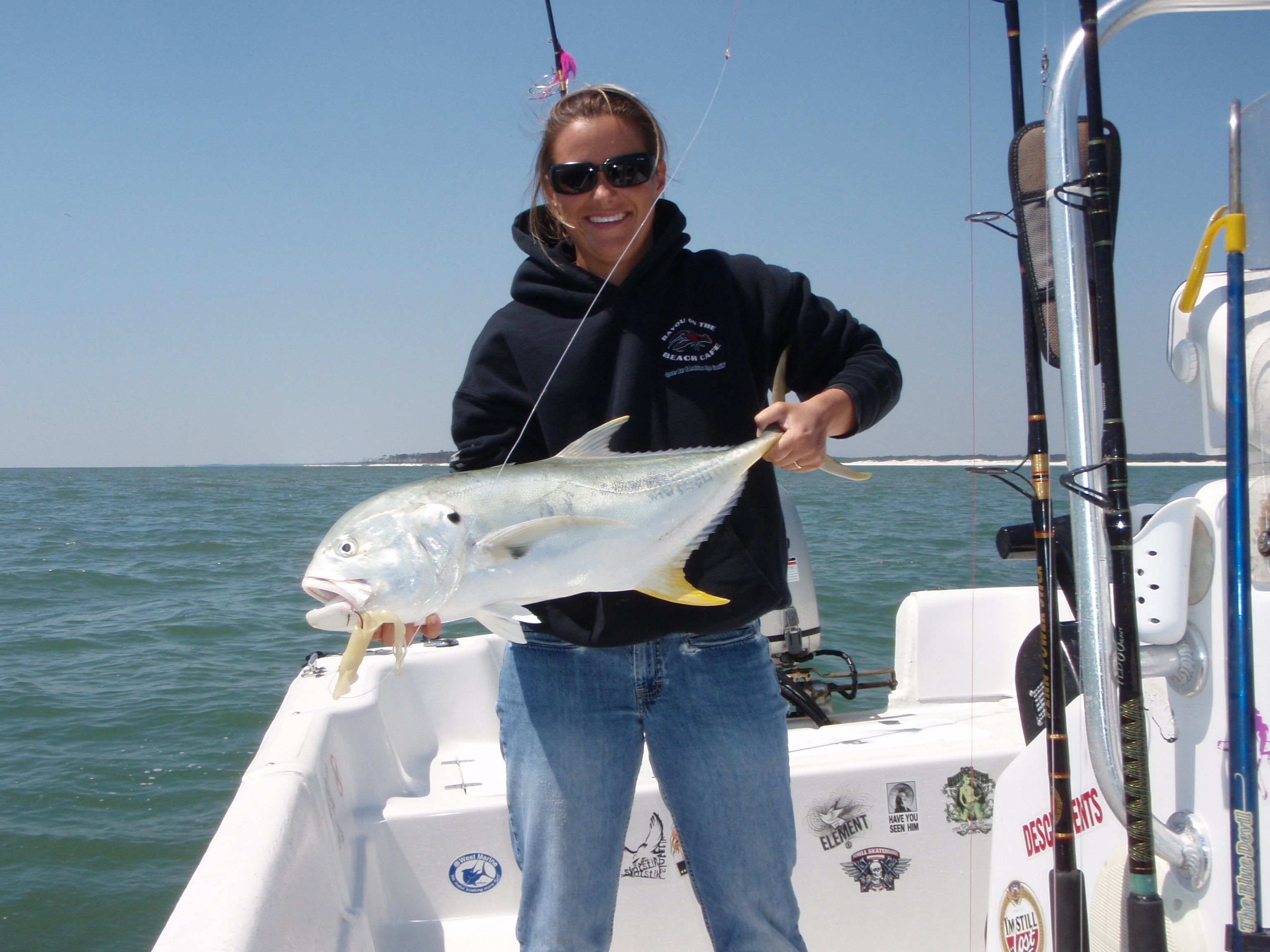 Go fishing in panama city beach florida for Panama city beach charter fishing