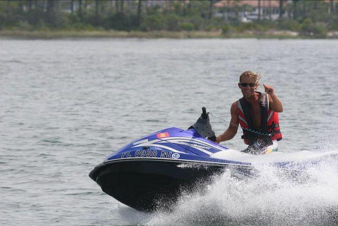 Jet Ski in Panama City