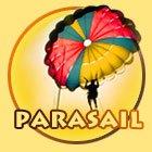 Parasailing Rides Logo