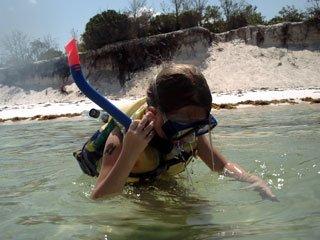 Snorkeling Panama City Beach