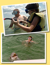 Snorkeling on Boat Cruises