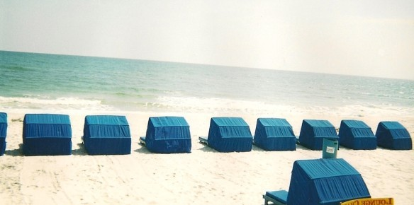 Lounge Chair Rentals In Panama City Beach Florida