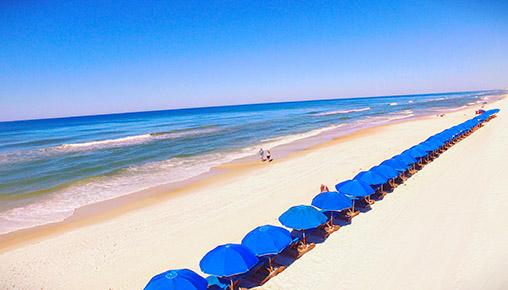 Lounge Chair Rentals In Panama City Beach Florida