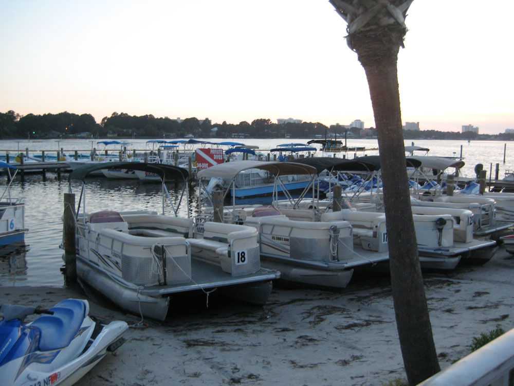 Clearwater Boat Rentals, Florida Boat Rentals, Scooter Rental