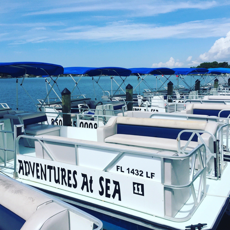 Make like a pirate at panama city beach adventures at sea for Panama city beach party boat fishing