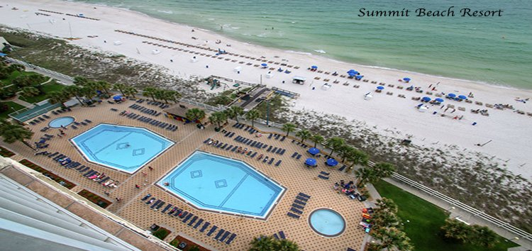 Summit Beach Resort Guests Receive %25 OFF
