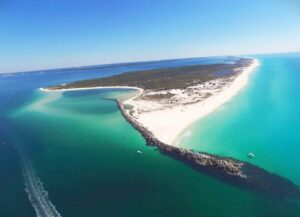 shell island tours panama city beach florida