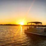 Sunset Boat Cruise Panama city beach