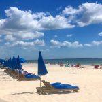 Rent beach chairs in panama city beach florida